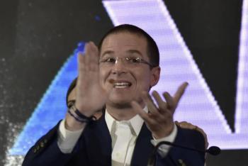 No hay alerta migratoria contra Ricardo Anaya: INM