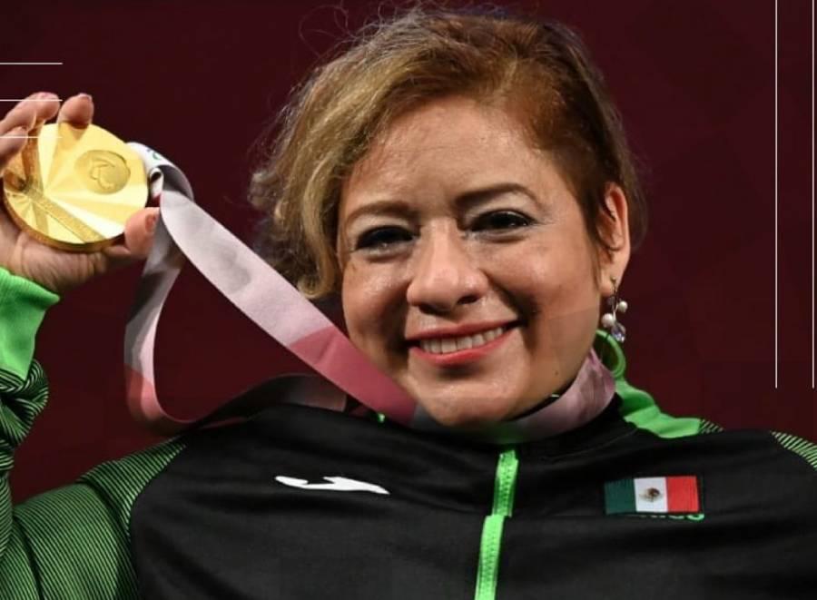 Tokio 2020: Amalia Pérez conquista el primer oro para México en Juegos Paralímpicos