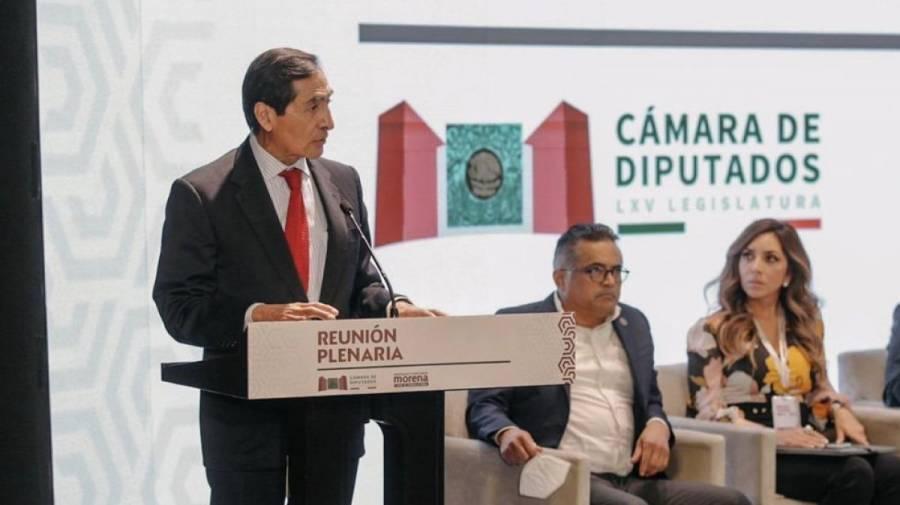 Hacienda prevé incluir recursos del FMI en Presupuesto 2022