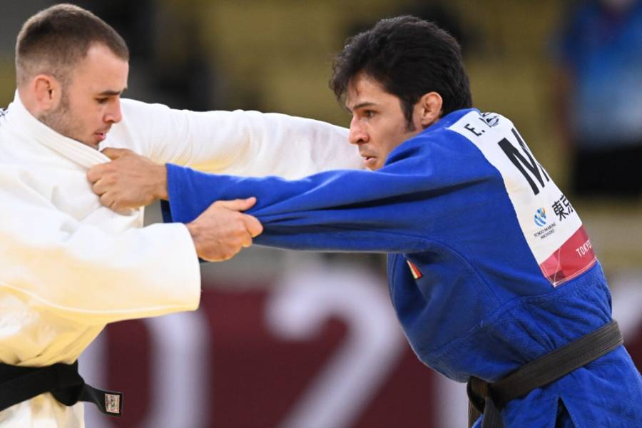 Juegos Paralímpicos: Eduardo Ávila gana medalla de bronce en judo en Tokio 2020