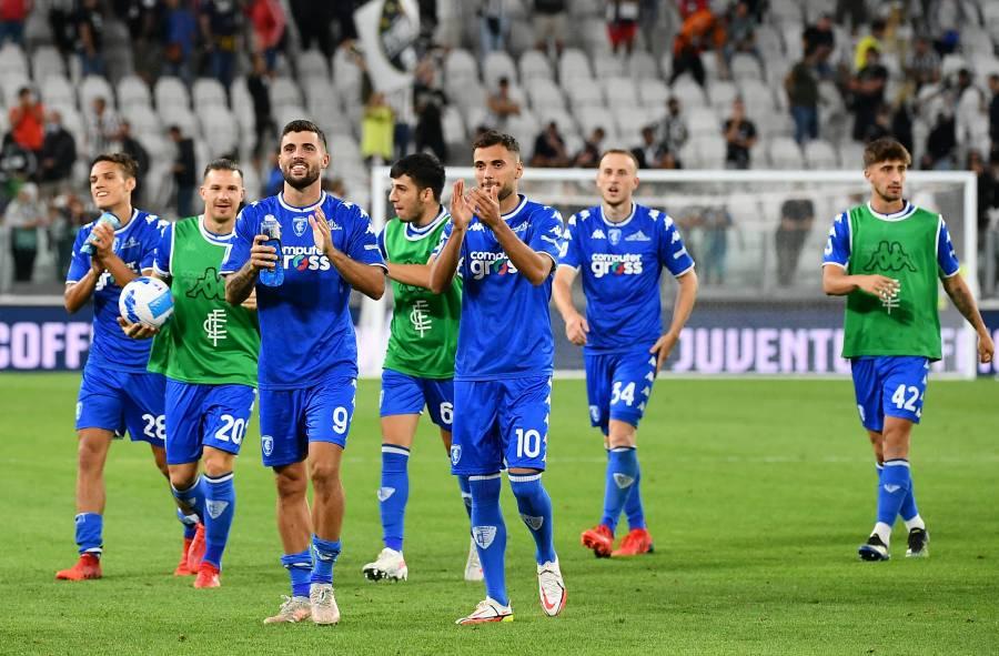 Sin Ronaldo la Juventus cae ante el Empoli