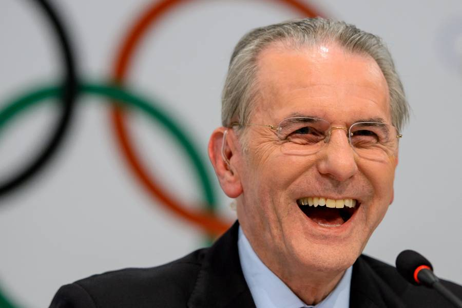 Murió Jacques Rogge, expresidente del COI