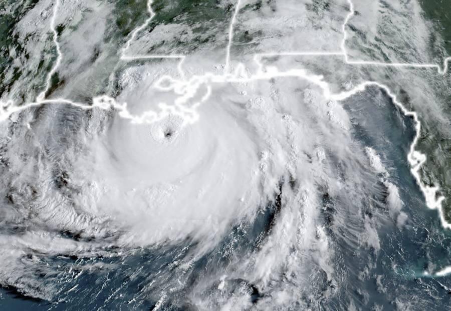 """Huracán """"Ida"""" sube a categoría 4 y aumenta su amenaza sobre Louisiana"""