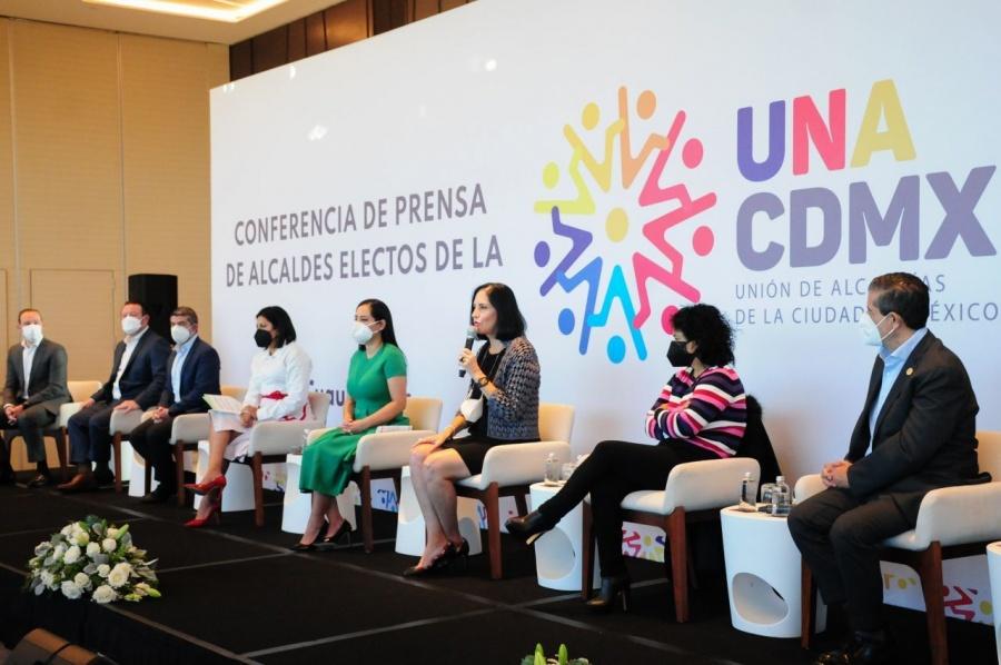 UNACDMX cuestiona al GobCDMX por cerrar el acceso al Congreso de la capital