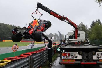 'Checo' Pérez sí correrá en el GP de Bélgica tras reparación de su monoplaza
