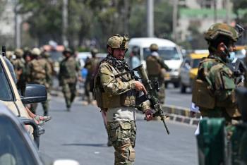 Reportan nueva explosión por impacto de cohete en Kabul