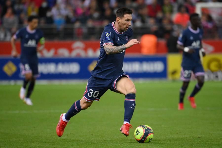 Messi rompe récords de audiencia en su debut con el PSG