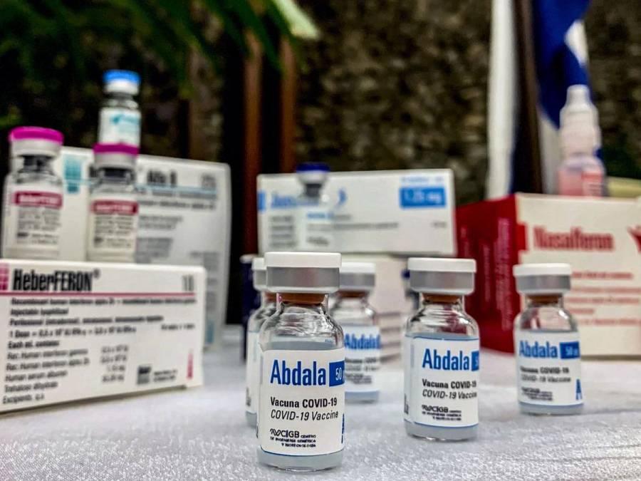 Cofepris emite opinión favorable sobre vacuna Abdala