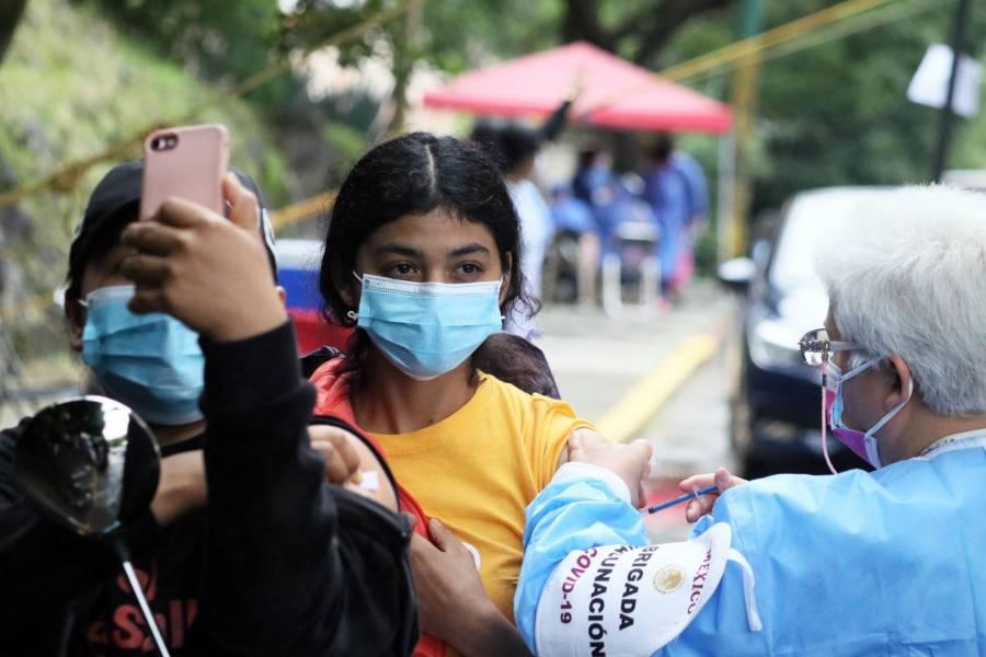 México registró 5 mil 564 nuevos contagios de Covid, en el último día