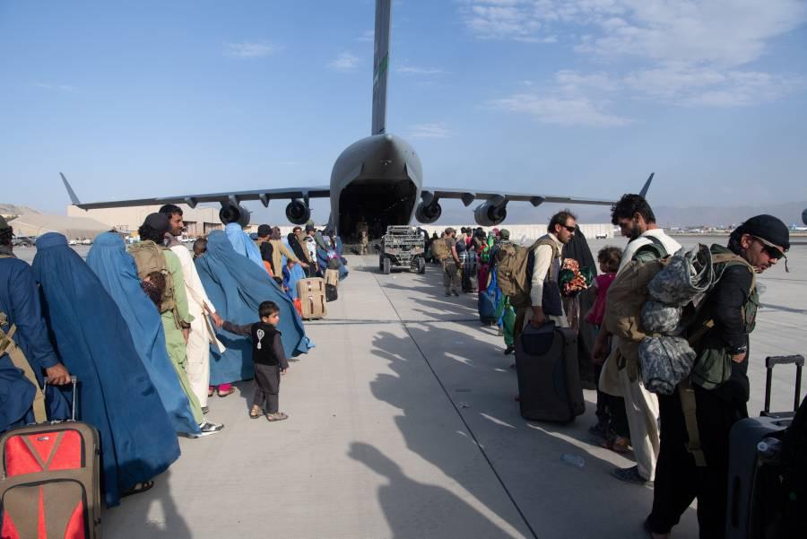Sale el último avión estadounidense de Afganistán