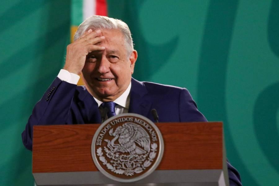 """AMLO indica que """"mariachis callaron"""" ante recuento de votos en Campeche"""