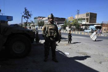 Estado Islámico reivindica lanzamiento de seis cohetes en Kabul; EEUU informó que logró interceptar los misiles