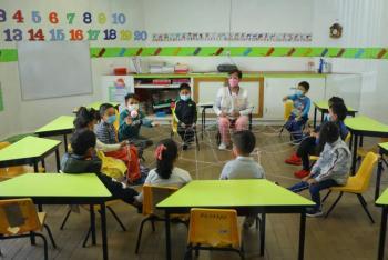 Estancias infantiles del ISSSTE inician actividades presenciales