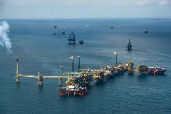 Pemex restablece producción en plataforma siniestrada