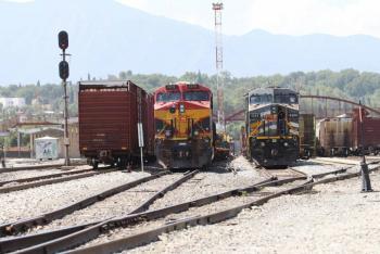 Concamin pide terminar con bloqueos ferroviarios
