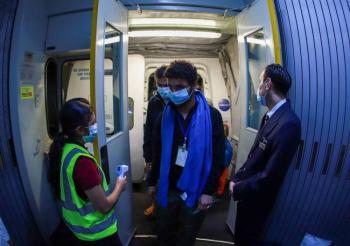 México recibe a 86 afganos en calidad de refugiados