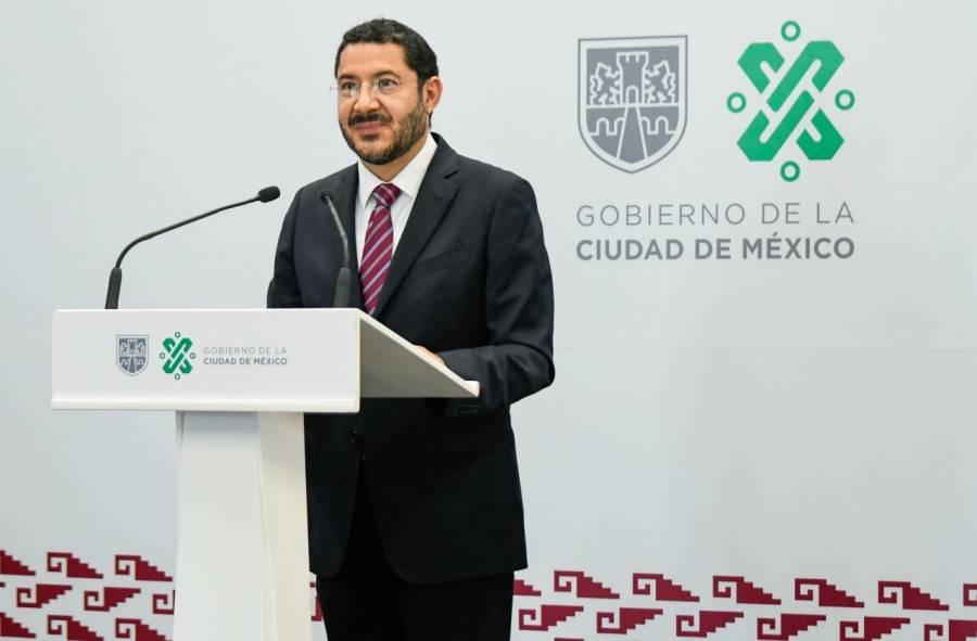 Alcaldes tienen cita con la jefa de Gobierno, ¿por qué la confrontación?: Martí Batres