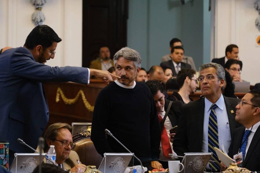 """Alcaldes """"montaron un intento de espectáculo"""", acusa Jose Luis Rodríguez Díaz de León"""