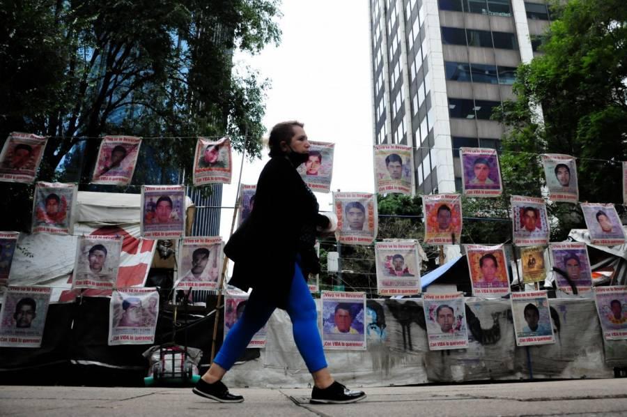 Más de 2 mil casos de personas desaparecidas en la FGR
