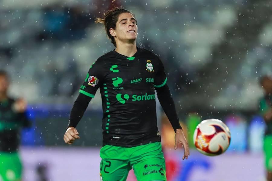 Santiago Muñoz, nuevo jugador del Newcastle de Inglaterra