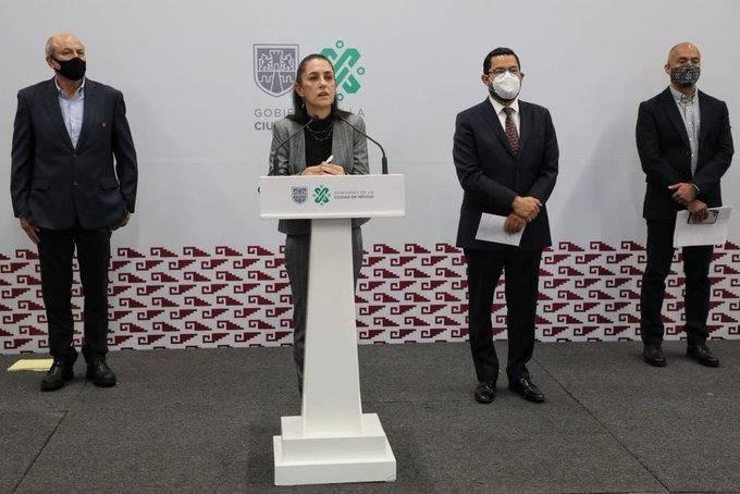 Gobierno capitalino pide trabajar en beneficio de la ciudadanía