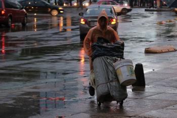 Activan Alerta Amarilla por lluvias en cuatro alcaldías de la CDMX