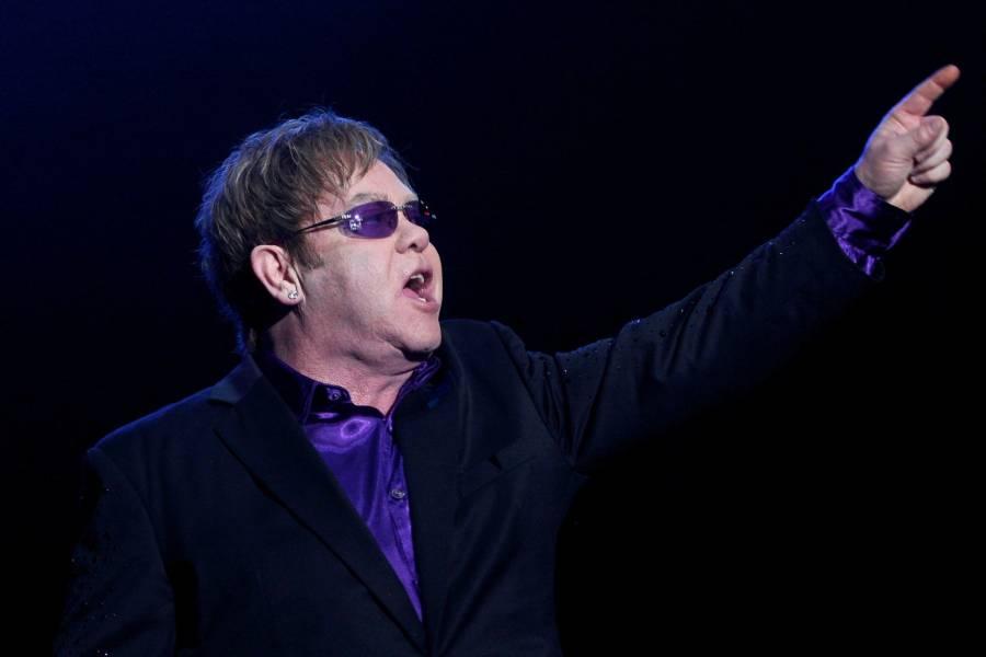 La superestrella Elton John sacará un nuevo álbum titulado