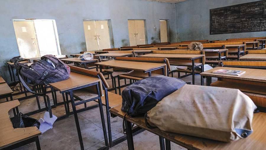 Hombres armados secuestran a 73 estudiantes en Nigeria