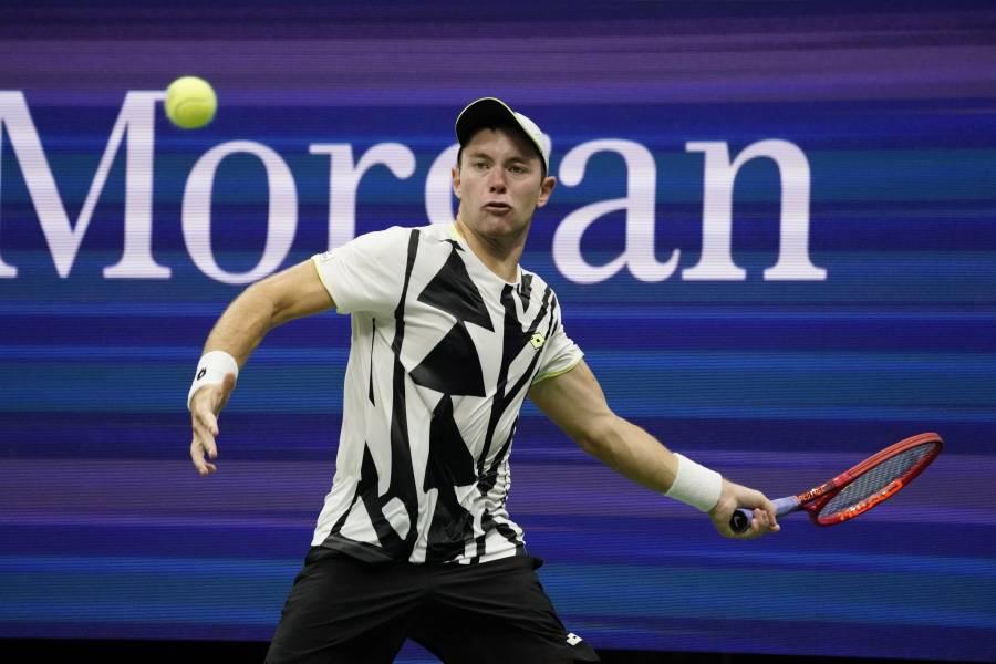 En el Abierto de EEUU, Daniil Medvedev vence a Koepfer