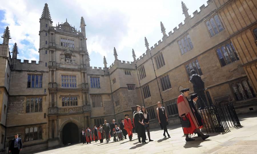 Por sexto año consecutivo, Oxford es la mejor universidad del mundo