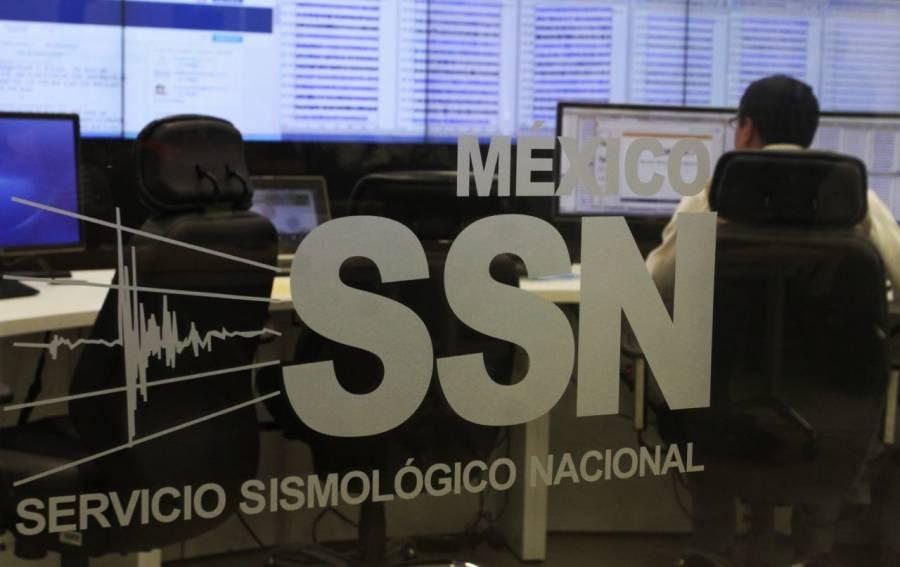 Se registra sismo de magnitud 1.9 en Iztacalco