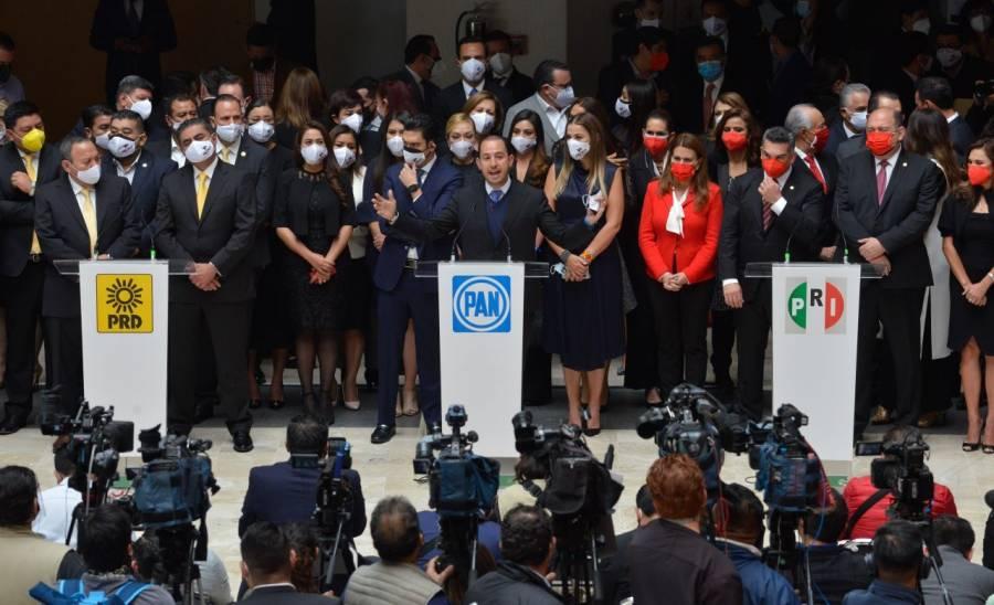 Líderes de oposición reprueban a AMLO por Tercer Informe de Gobierno