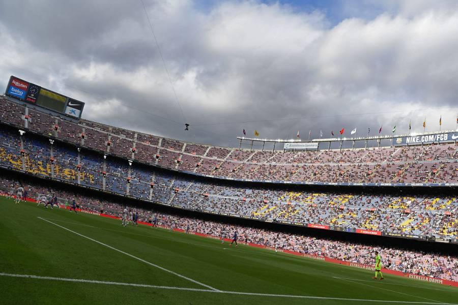 España eleva al 60% el aforo permitido en estadios de fútbol