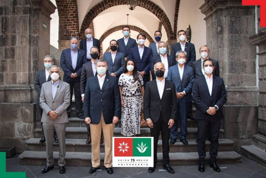 SwissCham México lanza diplomado en salud pública