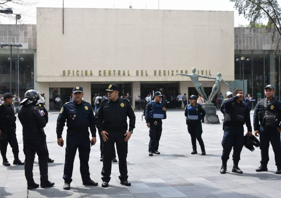 Registro Civil CDMX alerta sobre páginas falsas para realizar trámites