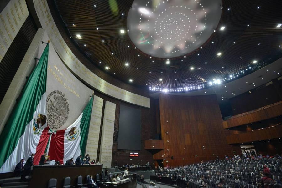 Diputados aprueban en lo general Ley de Juicio Político y Declaración de Procedencia