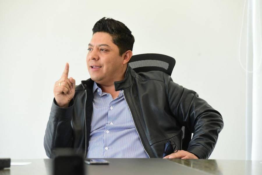 Ricardo Gallardo no rebasó el tope de gastos de campaña: INE
