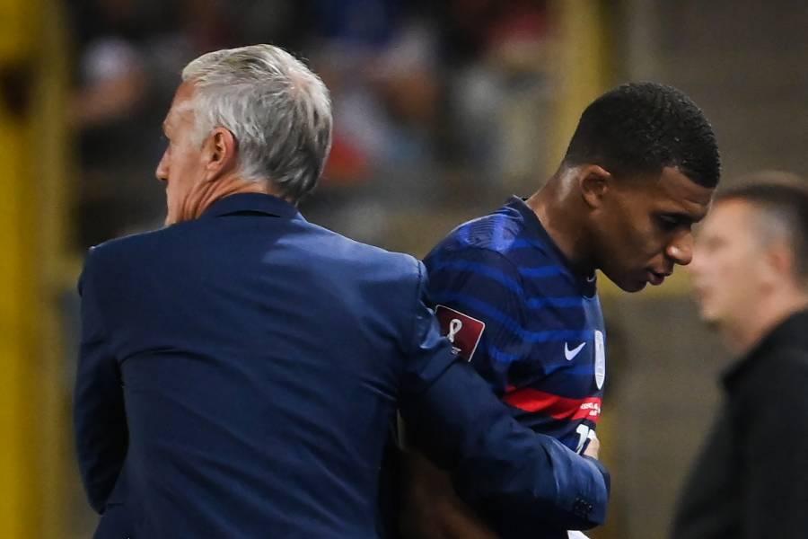 Kylian Mbappé se someterá a pruebas médicas para reafirmar su lesión en el gemelo