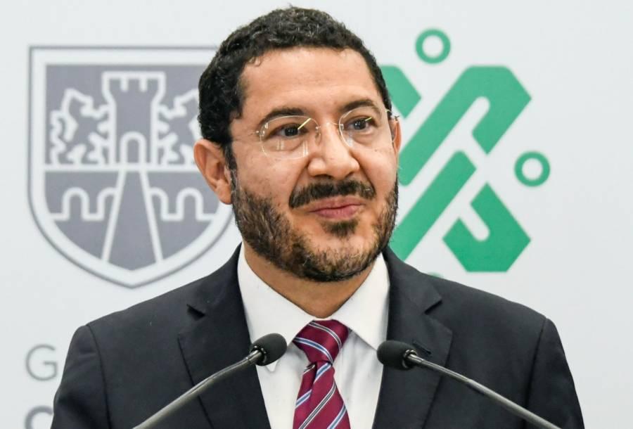 Martí Batres Guadarrama dio a conocer su agenda con las alcaldesas y alcaldes electos