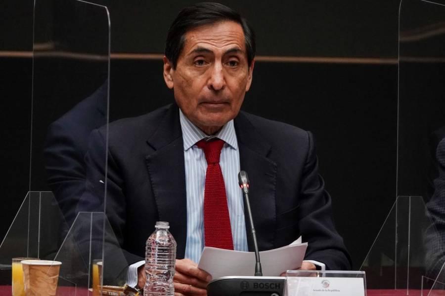 Hacienda anuncia cuatro nombramientos para la segunda mitad del sexenio