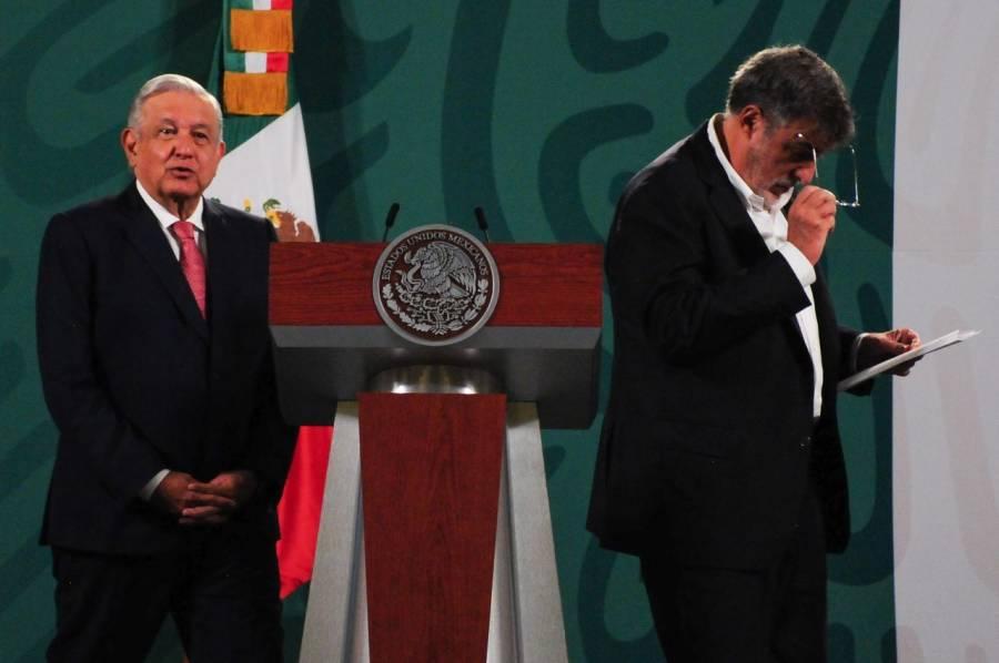 """Julio Scherer: """"El ciclo se terminó"""""""