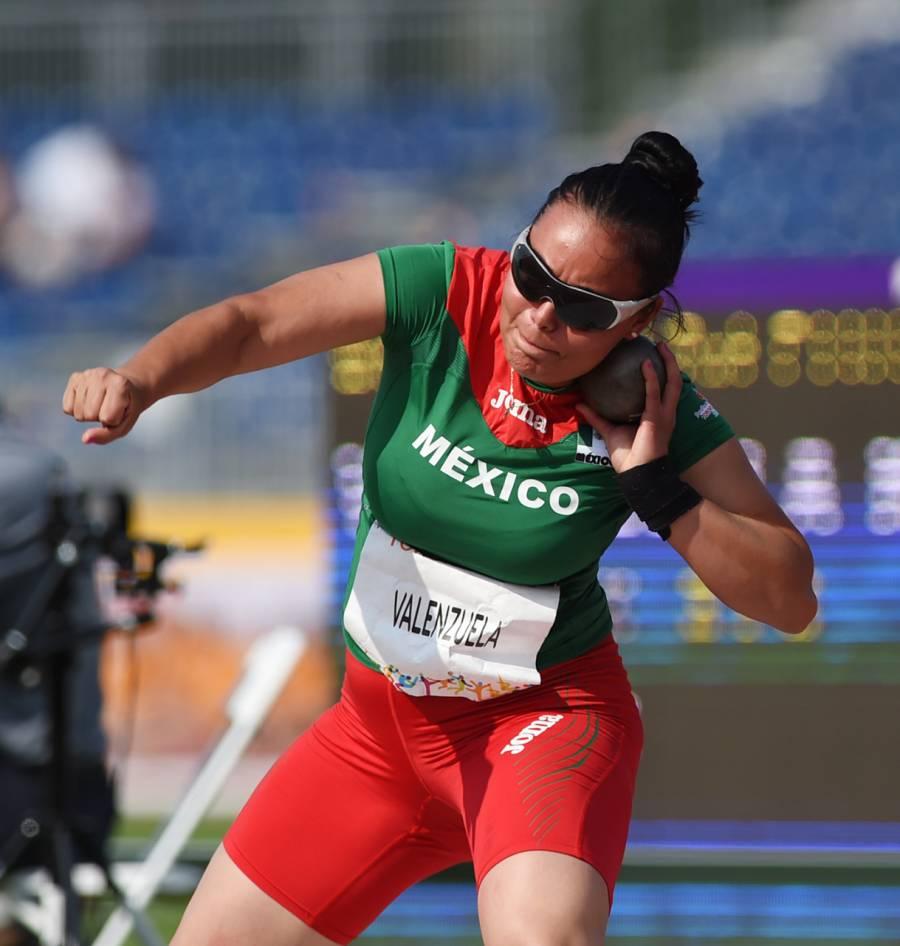 México gana bronce en lanzamiento de bala; supera cosecha de Paralímpicos de Río