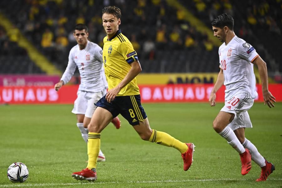 Tras la derrota de España ante Suecia surje una complicación rumbo al Mundial 2022