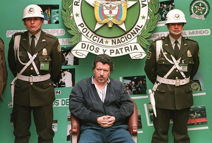 Hijo de narcotraficante colombiano demandará a Netflix