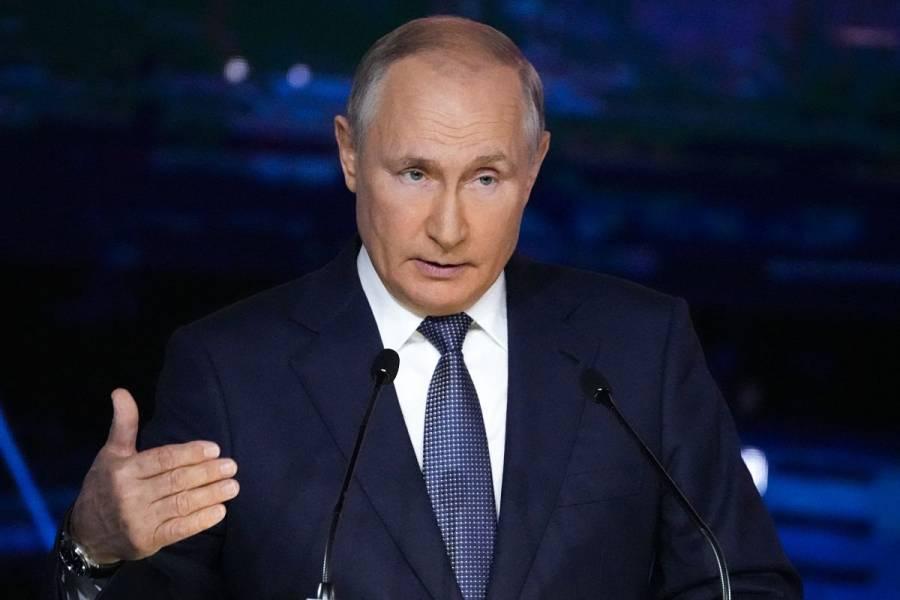 Vladimir Putin visualiza a Rusia como anfitrión de los Juegos Olímpicos en 2036