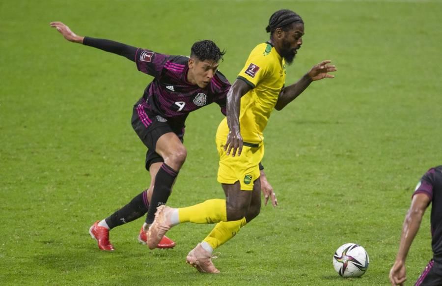 México vence a Jamaica en el arranque de las eliminatorias rumbo a Qatar