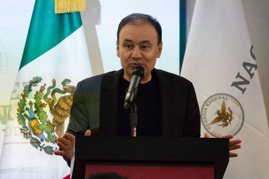 Alfonso Durazo da positivo a Covid-19; presenta síntomas leves