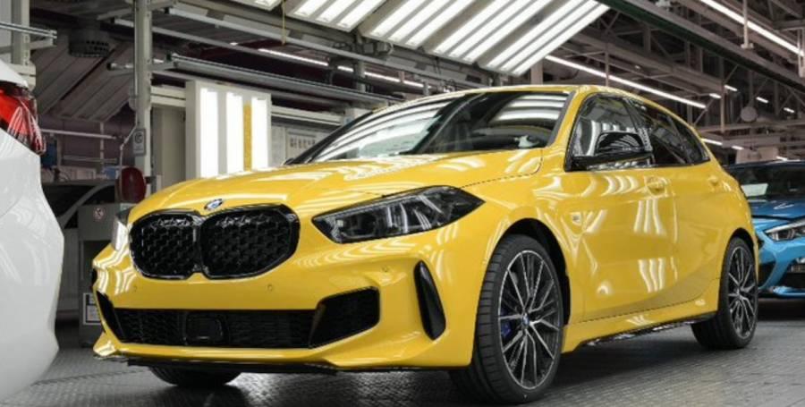 El primer auto 100% hecho en México de BMW