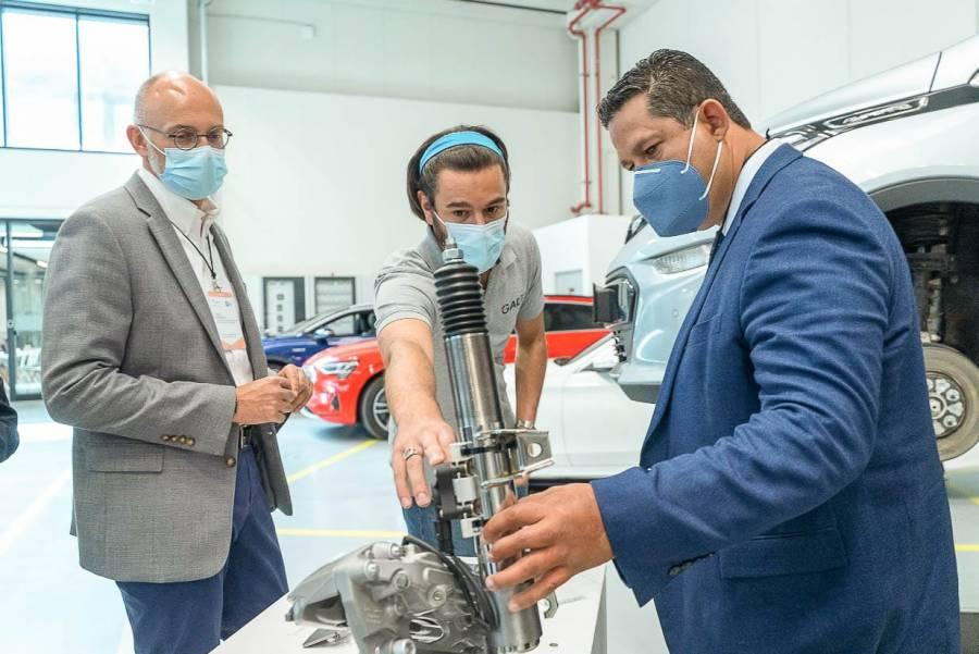 Desde Italia, Diego Sinhue atrae inversión por 40 MDD para Guanajuato