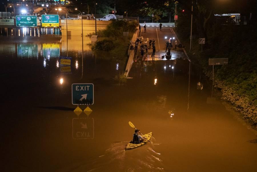 Joe Biden viajará a Nueva Orleans para validar los daños causado por el huracán Ida
